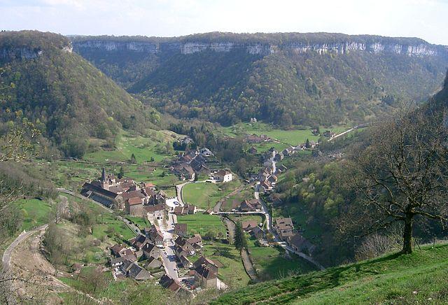 Vallée de Baume-les-Messieurs