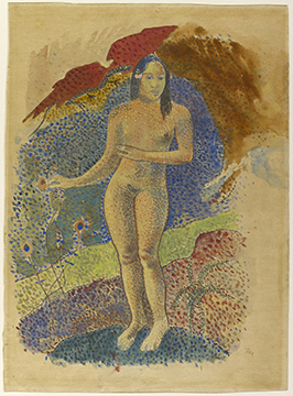 Paul Gauguin, Te nave nave fenua