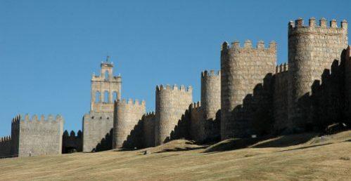 Remparts d'Ávila