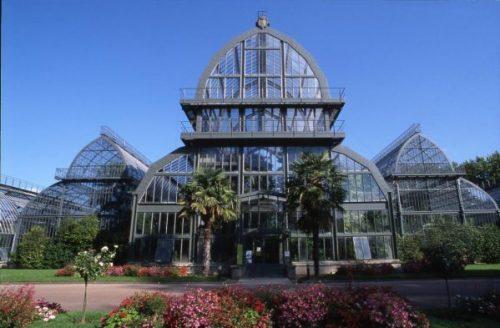 Le Jardin botanique du Parc de la Tête d'Or